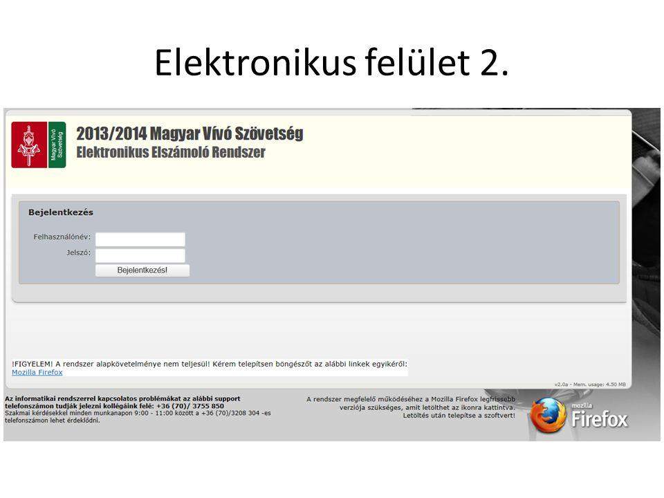 Elektronikus felület 2.