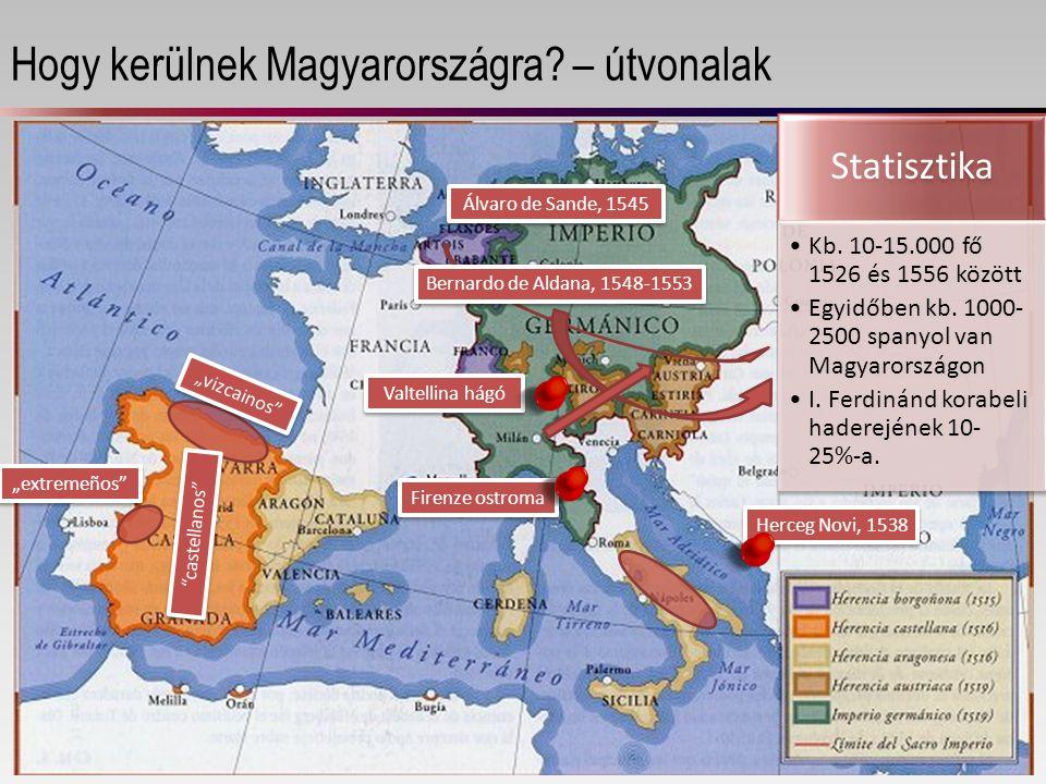 Hogy kerülnek Magyarországra.