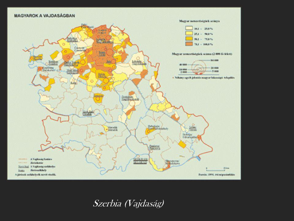 Szerbia (Vajdaság)