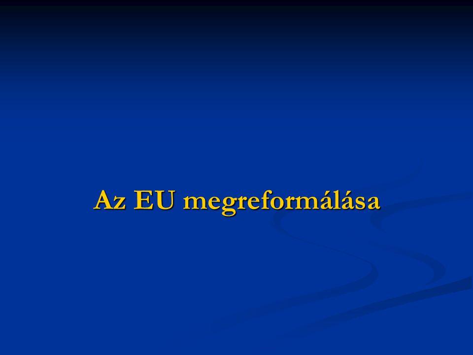 Az EU megreformálása