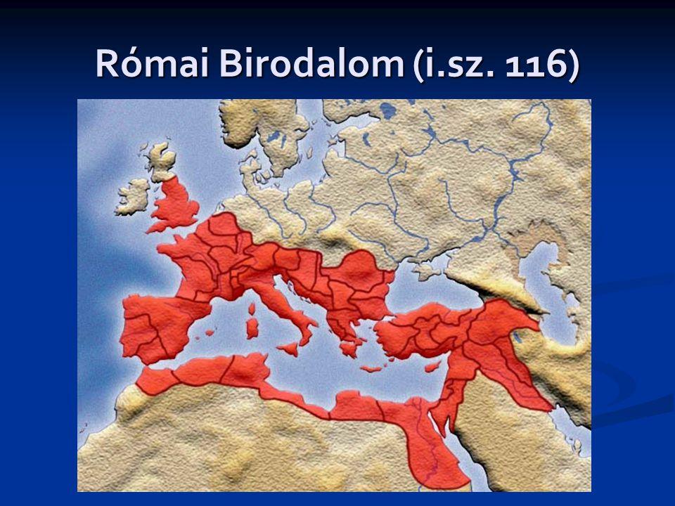 Római Birodalom (i.sz. 116)