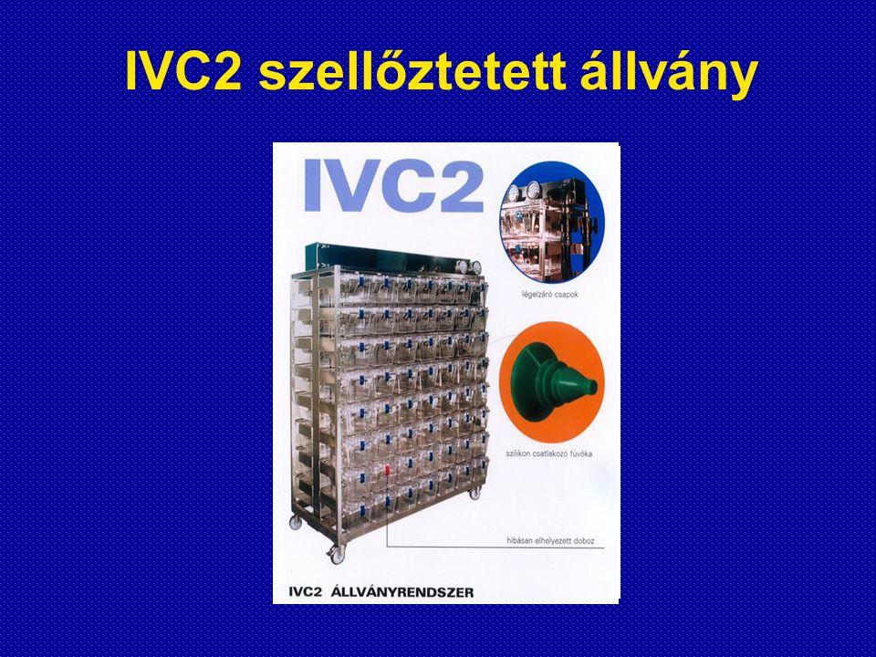 IVC2 szellőztetett állvány