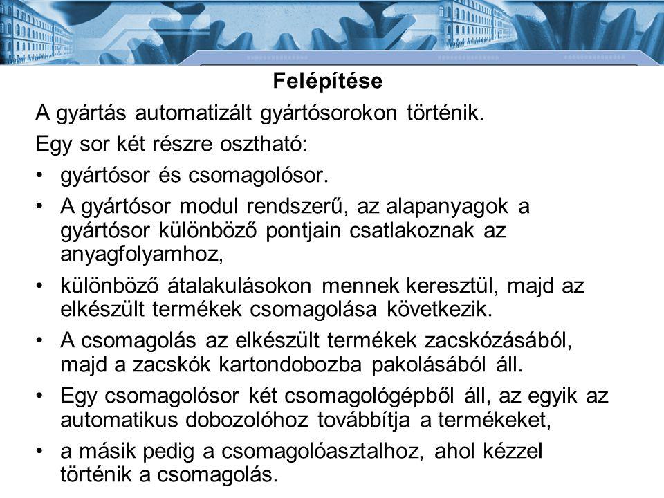 Általános munkavédelmi követelmények a gyár területén •1.