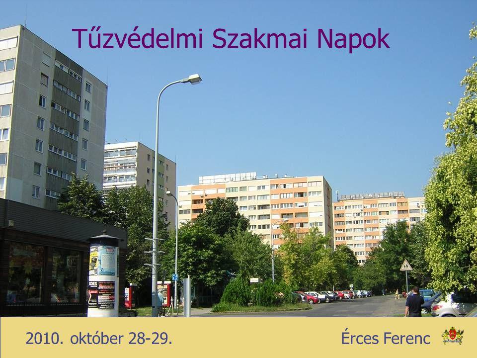ÉRCES FERENC2010.10.28.22 FŐVÁROSI TŰZOLTÓPARANCSNOKSÁG Szárazfelszálló vezetékek Pince Fszt.