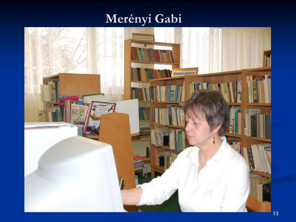 13 Merényi Gabi