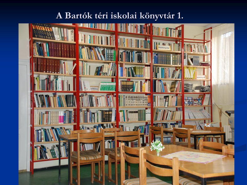 17 A Bartók téri iskolai könyvtár 1.