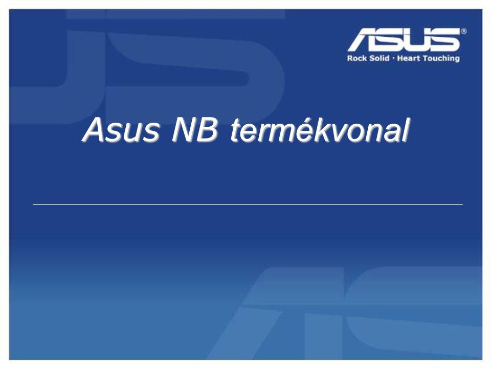 Asus NB termékvonal