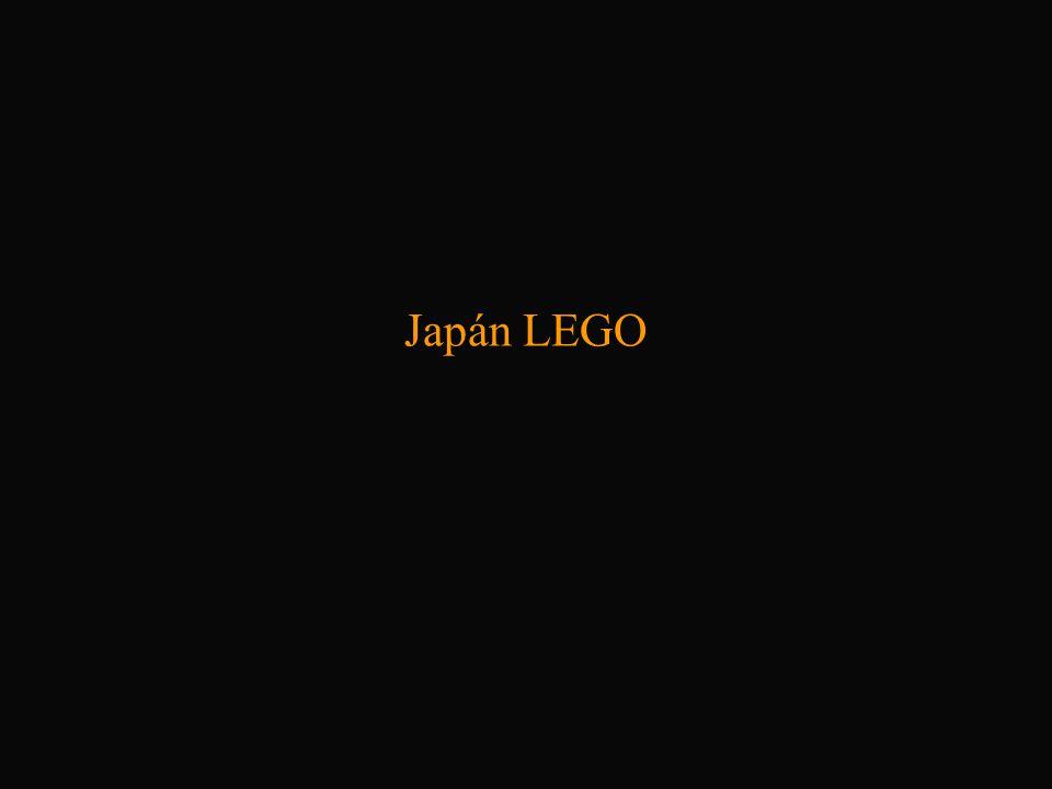 Japán LEGO