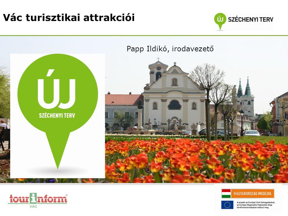 Tourinform iroda, mint turisztikai információs és marketing iroda