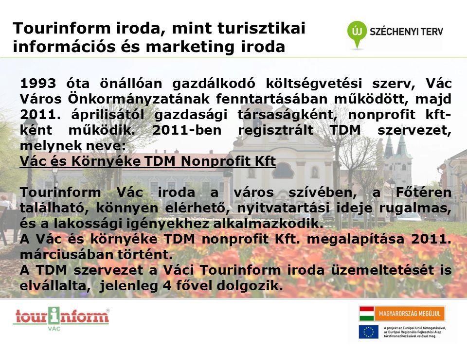 1993 óta önállóan gazdálkodó költségvetési szerv, Vác Város Önkormányzatának fenntartásában működött, majd 2011. áprilisától gazdasági társaságként, n