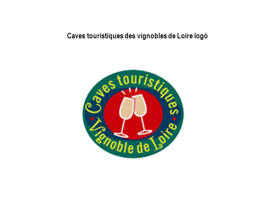 Caves touristiques des vignobles de Loire logó