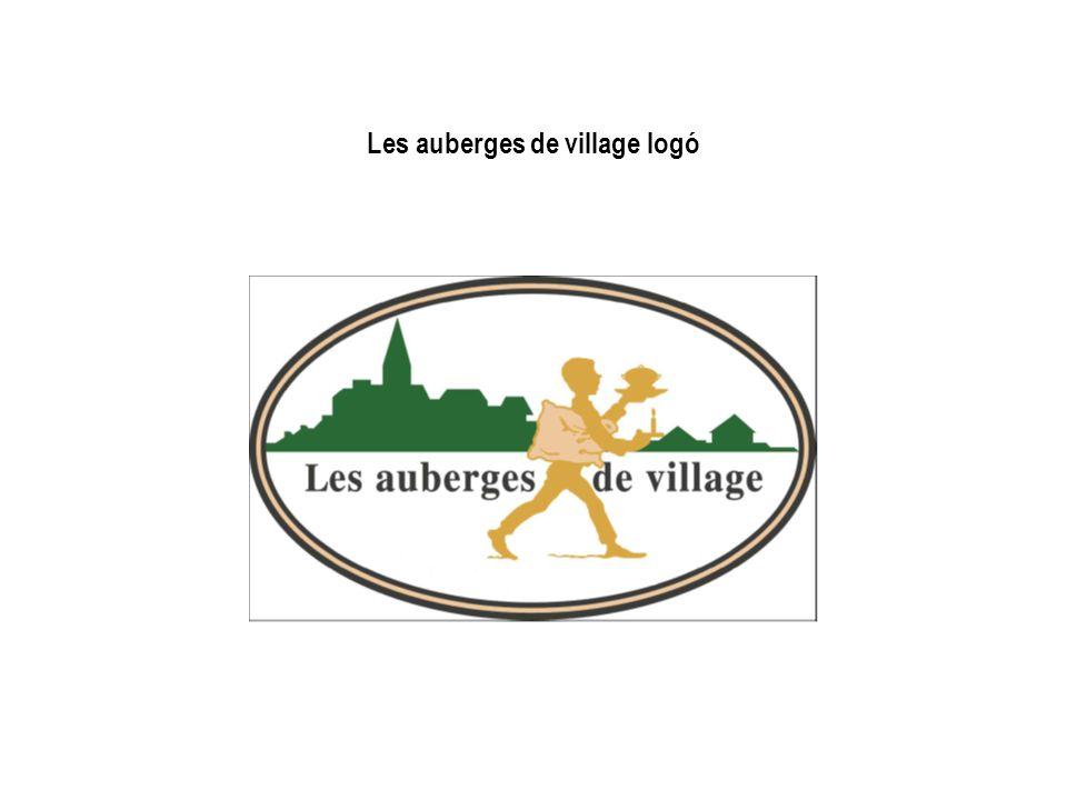 Les auberges de village logó