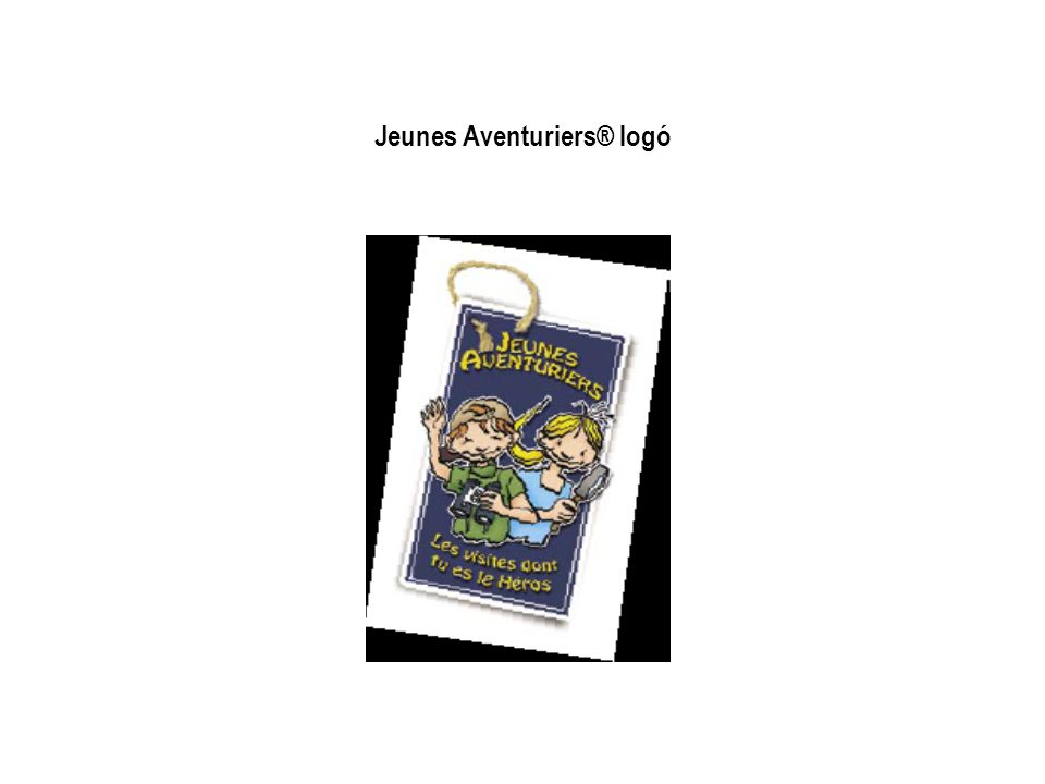 Jeunes Aventuriers® logó
