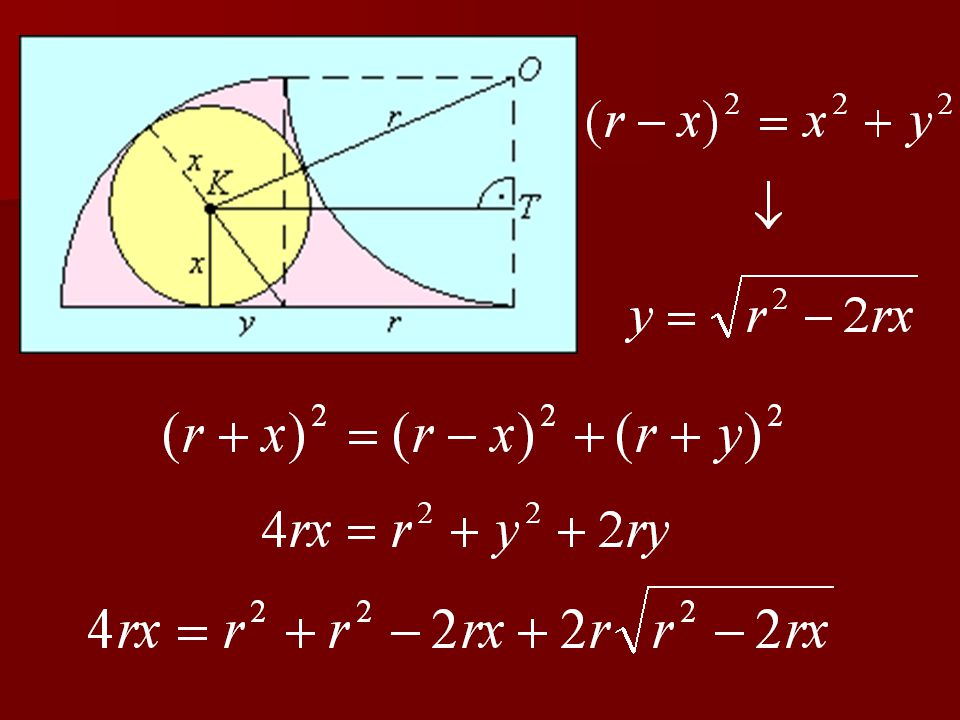 3. feladat Az ábrán egy csillár keresztmetszete látható. Mekkora a sugara a 2 db r = 60 cm sugarú ne- gyedkört és az AB sza- kaszt érintő sárga vilá-