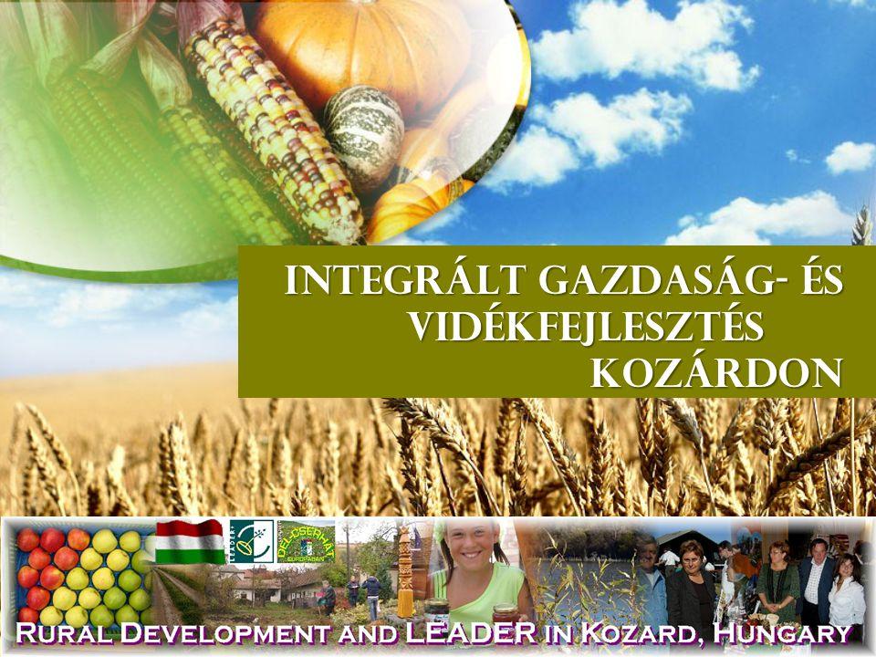 """LEGÚJABB PROJEKTEK 2011-2012 Regionális Operativ Programme Kozárd Község Önkormányzata •Megújuló energia – napelemes erőmű KEOP-4.2.0/A/11-2011-0289 """"Napelemes energiatermelés a kozárdi községházán Budget: 7.525.000 HUF •Árvíz utáni rekonstrukció ÉMOP-3.1.2/E-11-2011-0021 Árvíz utáni rekonstrukció Kozárdon Budget: 40.262.175 HUF"""