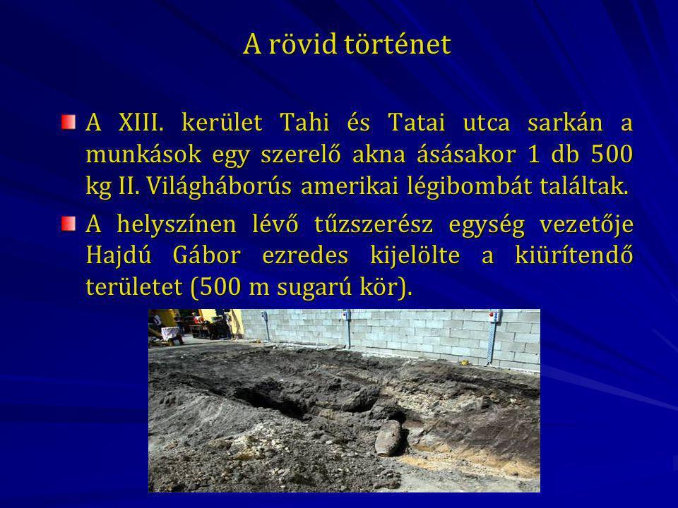 A rövid történet A XIII.