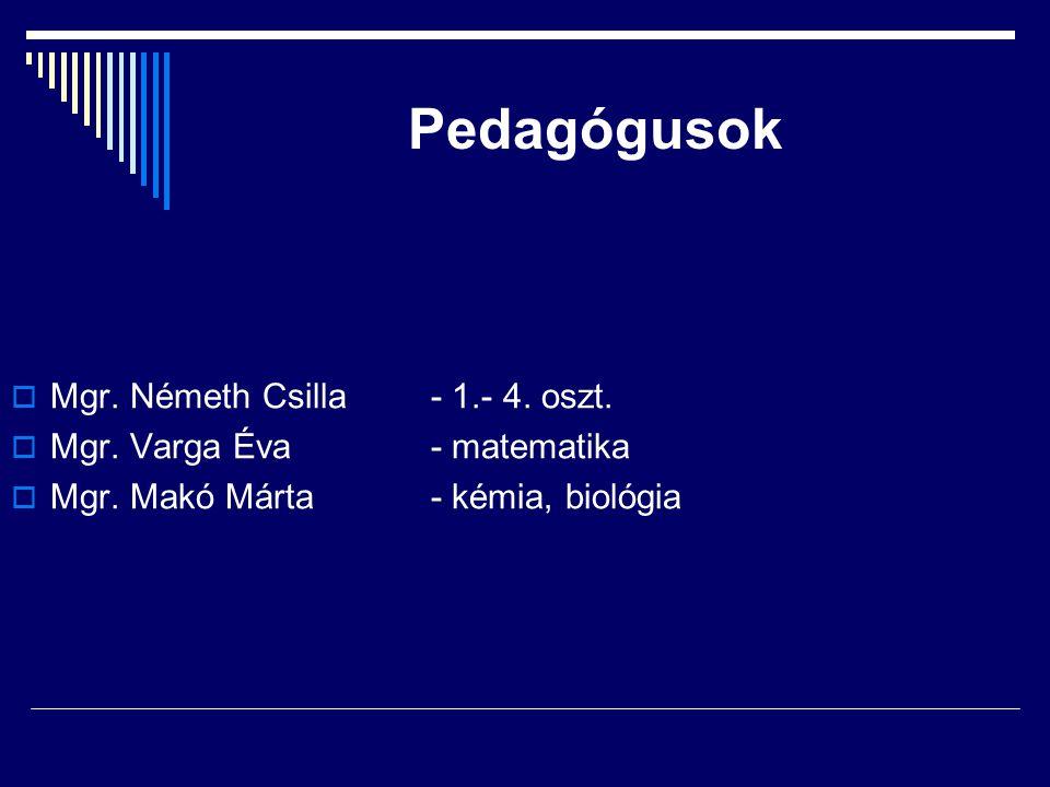 Magyar Tannyelvű Alapiskola Felsőpatony SZÜLŐI ÉRTERKEZLET
