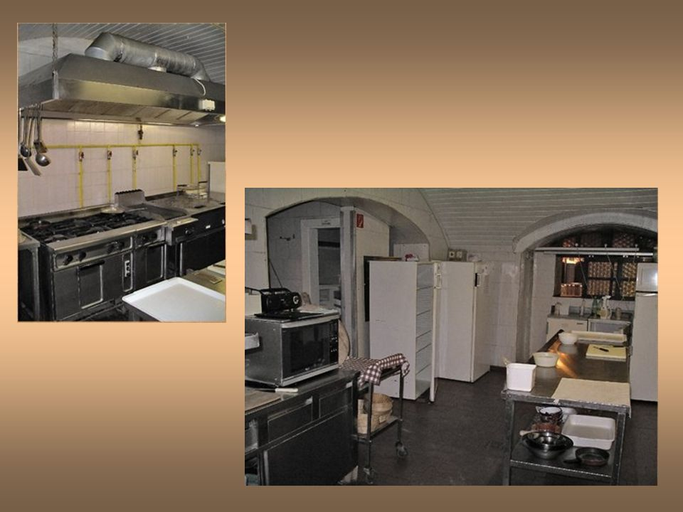 Az étterem kiváló helyszínt nyújthat zenés rendezvények (esküvők, eljegyzések, diplomaosztók, stb…) megrendezésére is, hiszen jelenleg egy időben 100 fő is helyet tud foglalni, valamint a hangtechnikához szükséges hálózat is kiépítésre került.