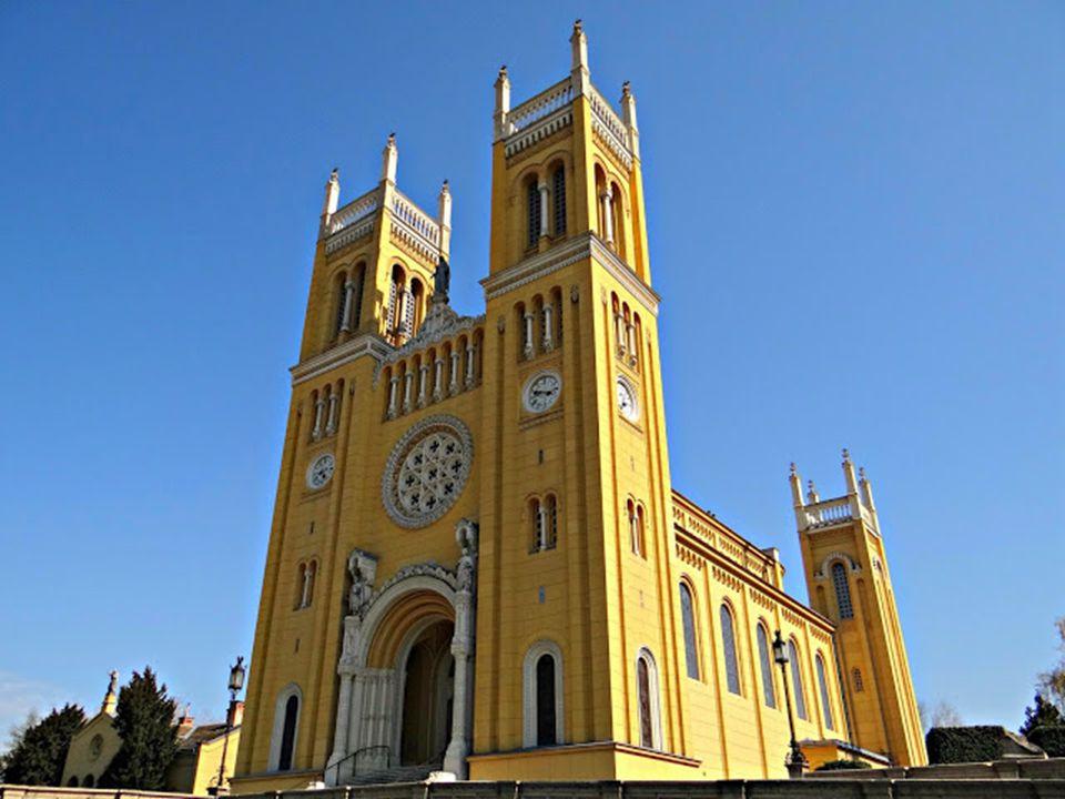 A Szeplőtelen Fogantatás római katolikus templom (Szent István templom): Fót legjelentősebb műemléke, a 1825-55 között épült romantikus stílusú templom.