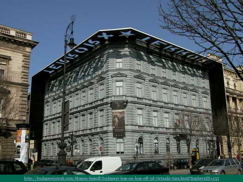 Az épület magán viseli a 20. század történelmét. Az épület volt a Nyilaskeresztes Párt – Hungarista Mozgalom bejegyzett székhelye, majd az 1950-es éve