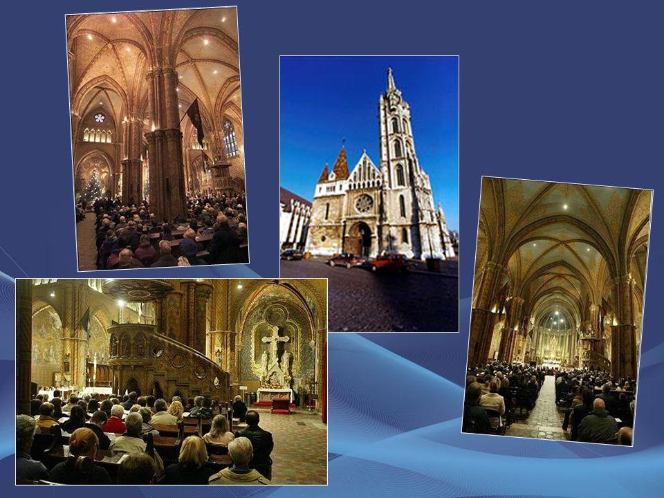 A Mátyás-templom vagy Budavári Koronázó Főtemplom (hivatalos nevén Budavári Nagyboldogasszony-templom) Budapest I. kerületében, a Szentháromság téren