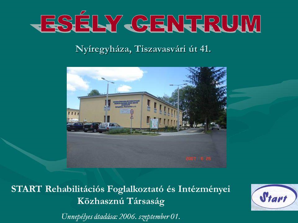 Nyíregyháza, Tiszavasvári út 41.
