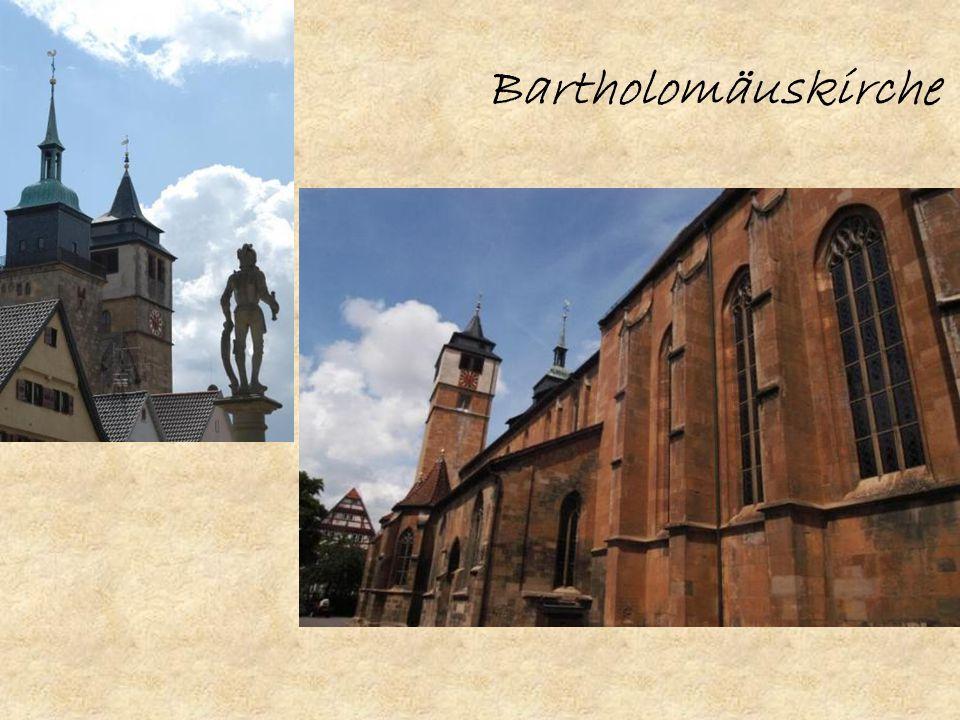 Bartholomäuskirche
