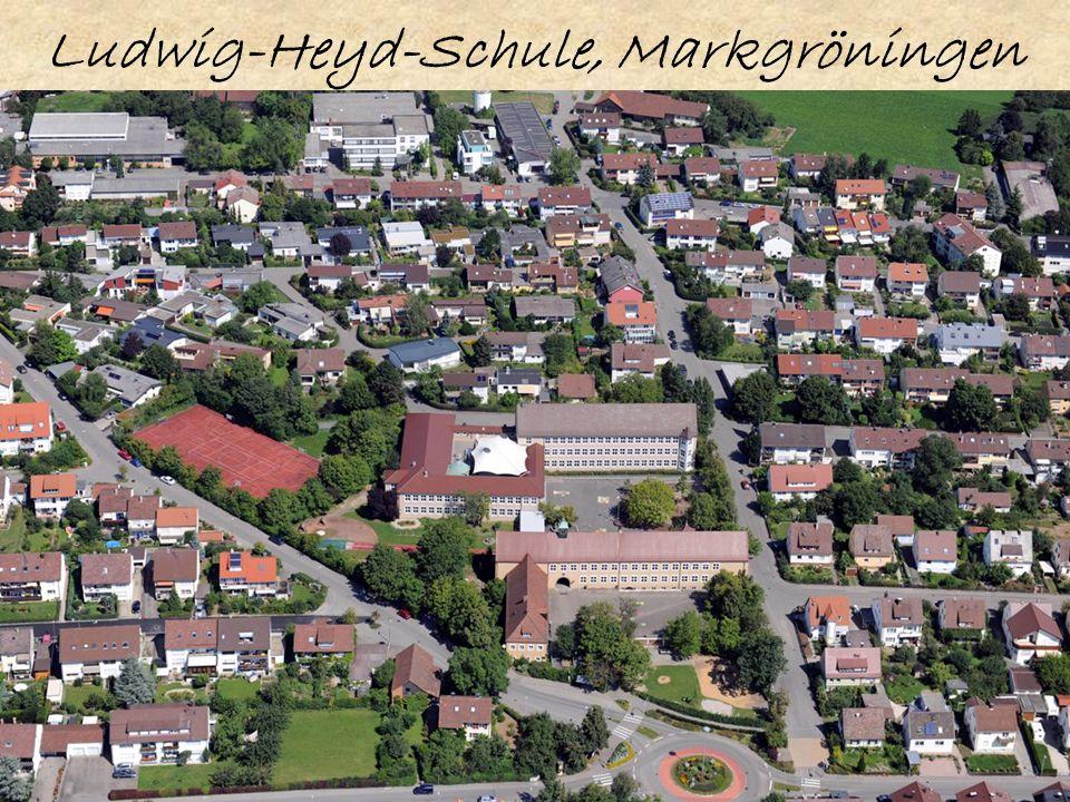 Ludwig-Heyd-Schule, Markgröningen