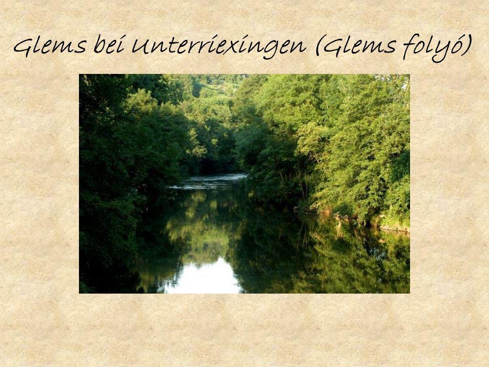 Glems bei Unterriexingen (Glems folyó)