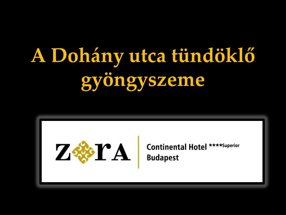 AZ ÖSSZESEN 400 FŐ BEFOGADÁSÁRA ALKALMAS KONFERENCIATERMEK