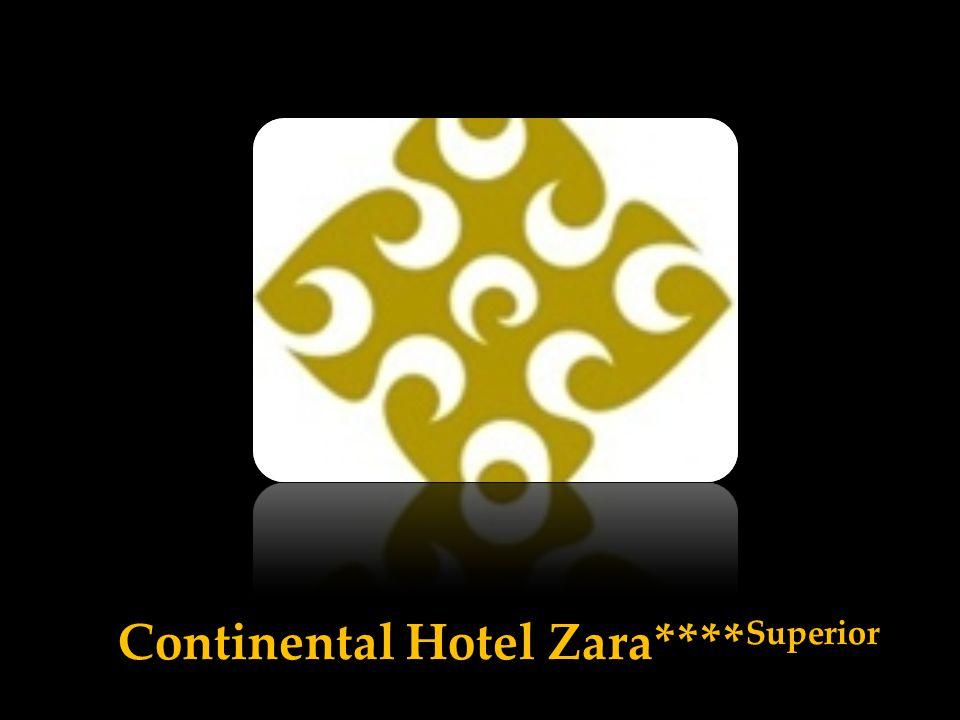 Continental Hotel Zara**** Superior