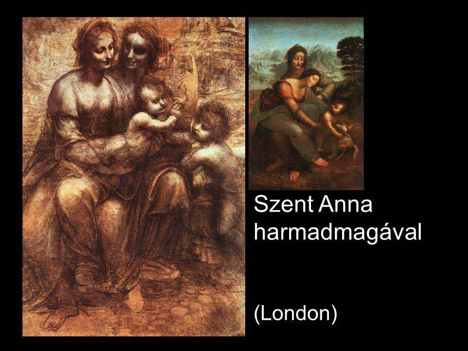 Szent Anna harmadmagával (London)