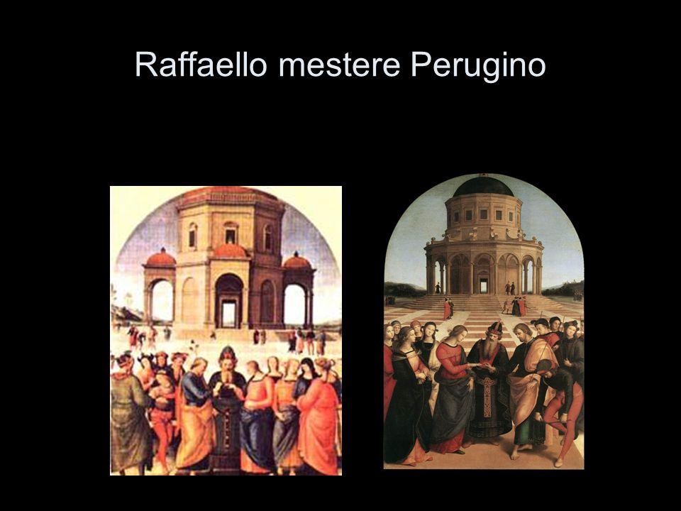 Raffaello mestere Perugino