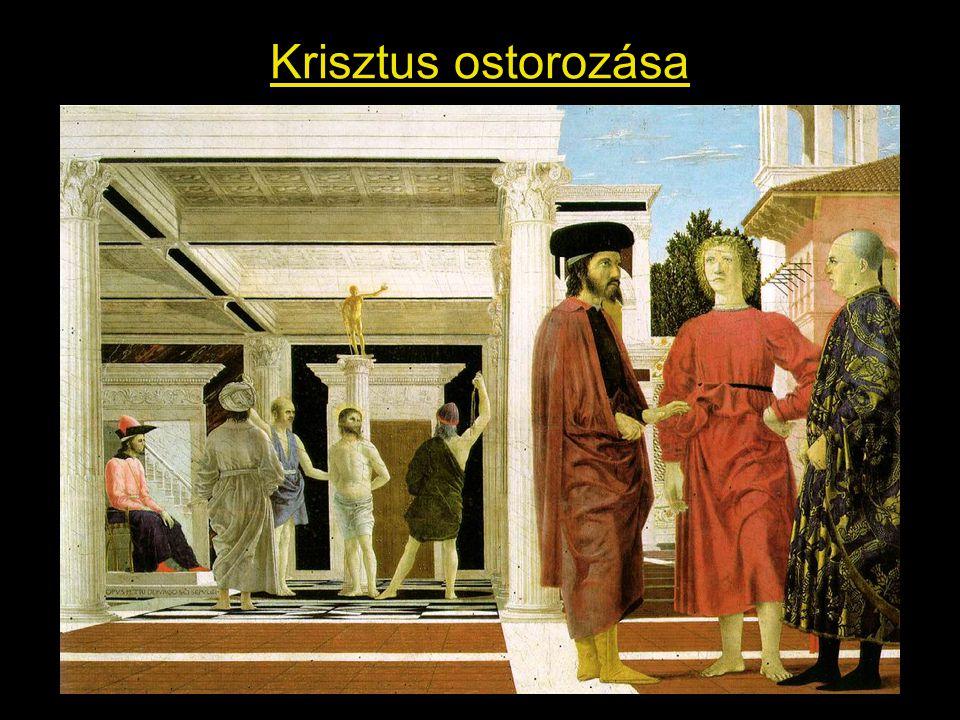 Krisztus ostorozása