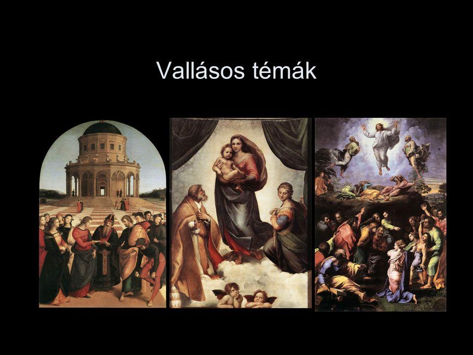 Vallásos témák