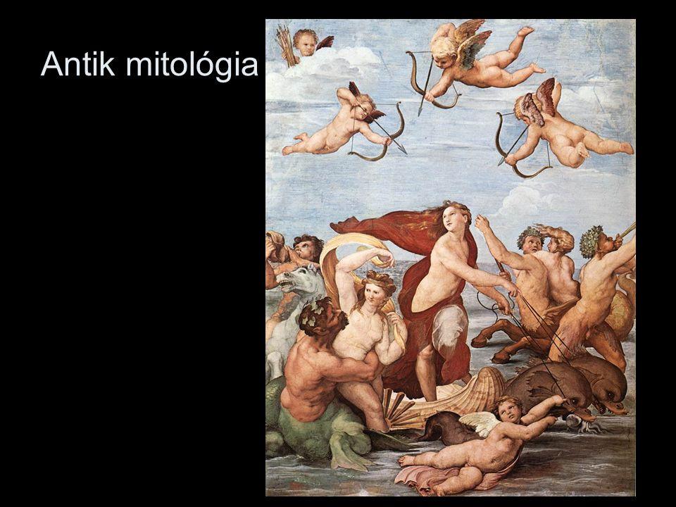 Antik mitológia