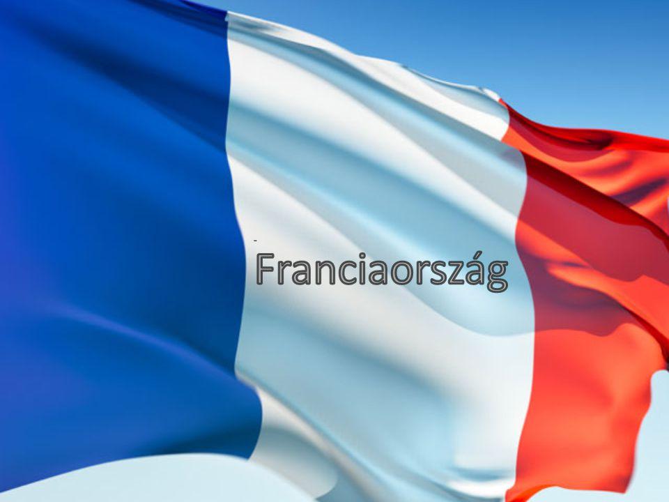Elhelyezkedés – természeti adottságok • Az ország területe: 547 000 km 2 • Franciaország Nyugat-Európa legnagyobb állama.