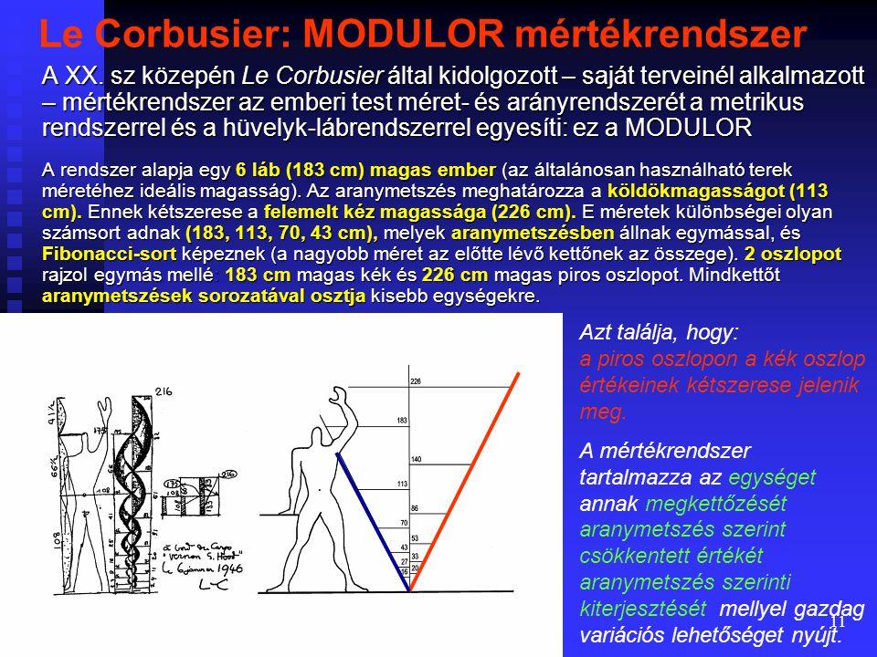 10 A decimális (metrikus) méretrendszer A XVIII sz.