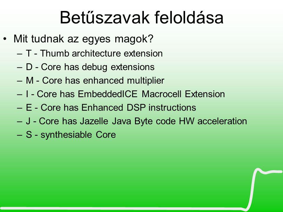 Kód feltöltése,debug Feltöltés: - Bootloader (CAN, USB, UART) Debuggolás - OpenOCD (FT2232) - Gyártó specifikus eszköz (STLinkV2)