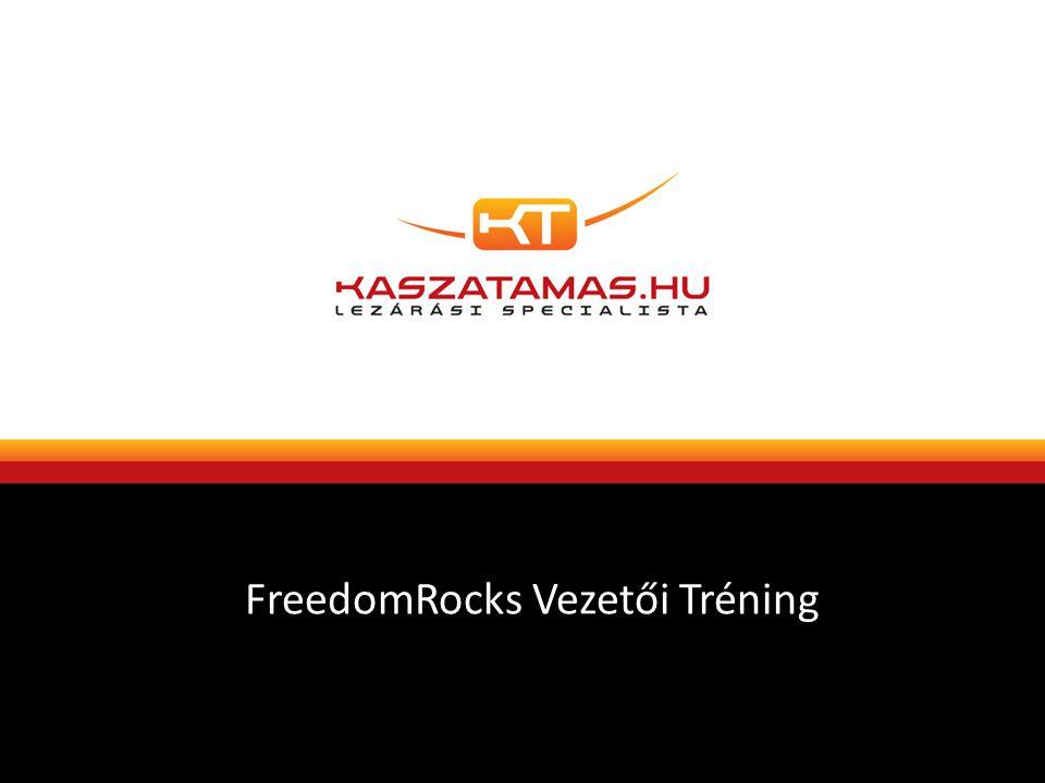 FreedomRocks Vezetői Tréning
