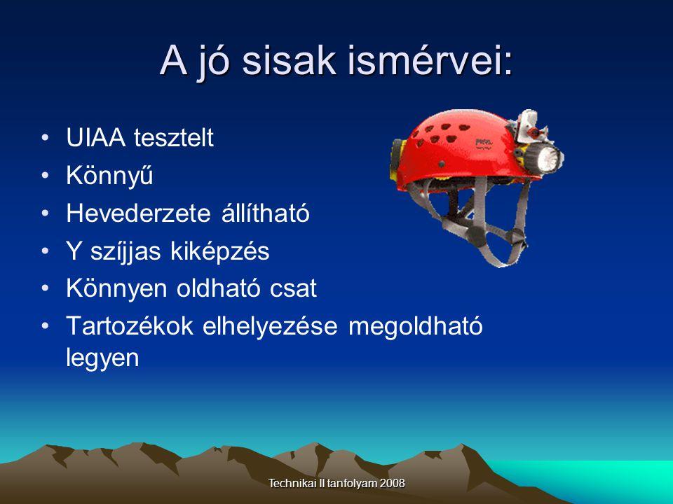 Technikai II tanfolyam 2008 Mászógépek Házra terhelő mászógépek: •Kialakítás •Fogazat •Használhatóság •Jellemzőik