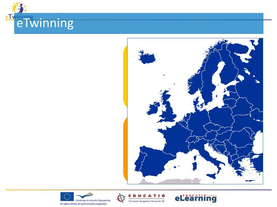 Európai eTwinning verseny Versenyek a hazai és az európai minősítést egyaránt elnyert projektpartnerek jelentkezhetnek online minden év október- novemberében értékes nyeremények, valamint részvételi lehetőség az éves díjátadó gálán (2011-ben Budapesten) CSS szervezi a verseny több körből áll és 3 korosztályban zajlik legjobb spanyol, olasz, francia, matematika és természettudományok projekt (utóbbit Magyarország szponzorálja)