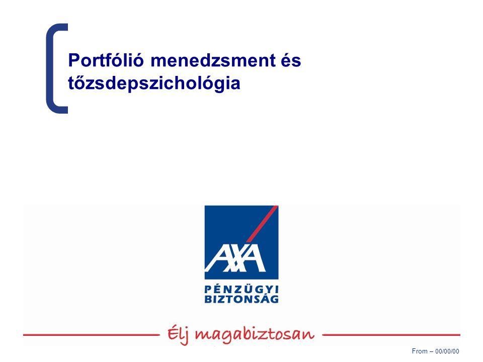 """Presentation Title - From – 00/00/00 - 22 Végrehajtási típusok  Értékalapú befektető: fundamentális, az ár a fontos  Információalapú: Az info még nincs beárazva, az időtáv a lényeges  Likviditásalapú: likviditás kényszerből, info nélkül, passzív játékos, """"égeti a pénz  Pszeudoinformáció-alapú: eltúlozzák a hír értékét, nem látják, hogy már beárazódott"""