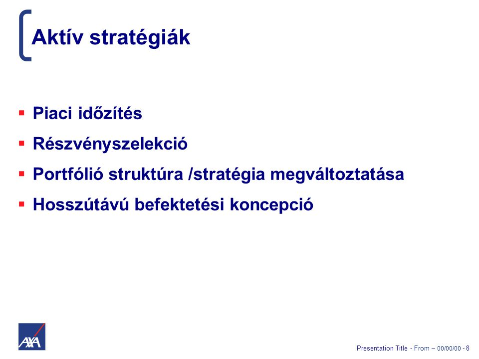 Presentation Title - From – 00/00/00 - 39 Morál  .
