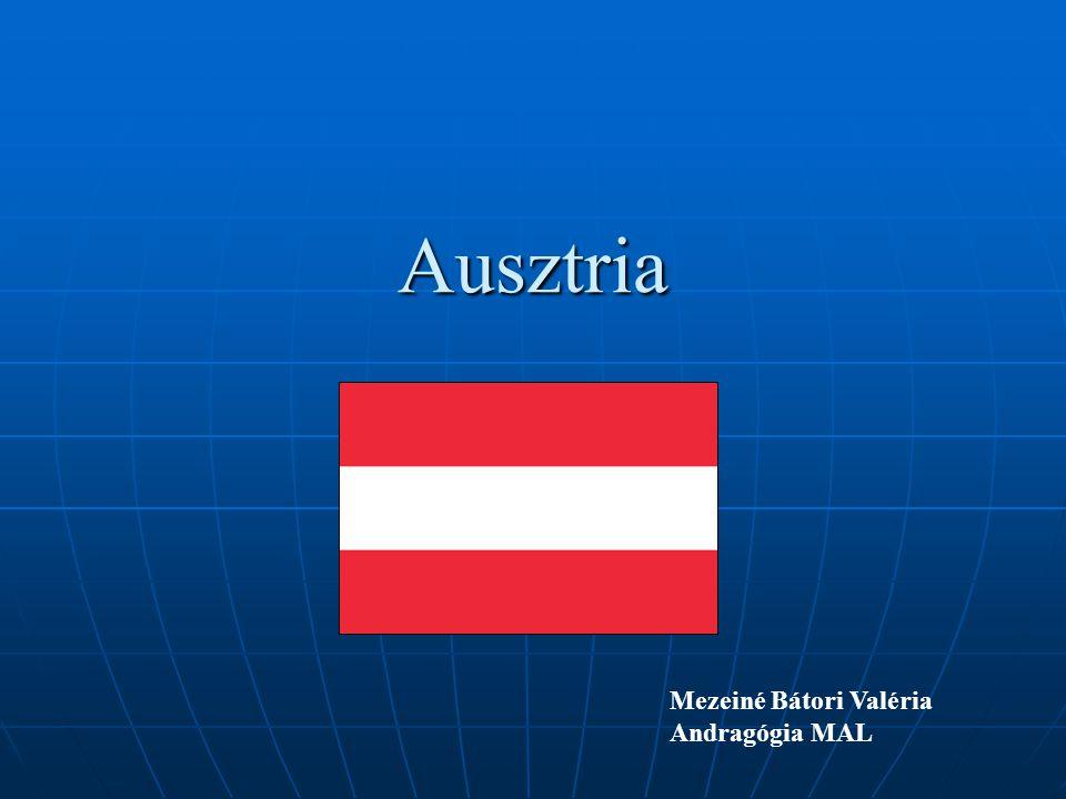 Ausztria Mezeiné Bátori Valéria Andragógia MAL