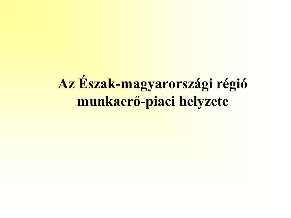 Források (pénzbeli és erkölcsi) I.Munkaerő-piaci Alap decentralizált Foglalkoztatási Alaprész és központi keret (munkahelyteremtő beruházás) II.