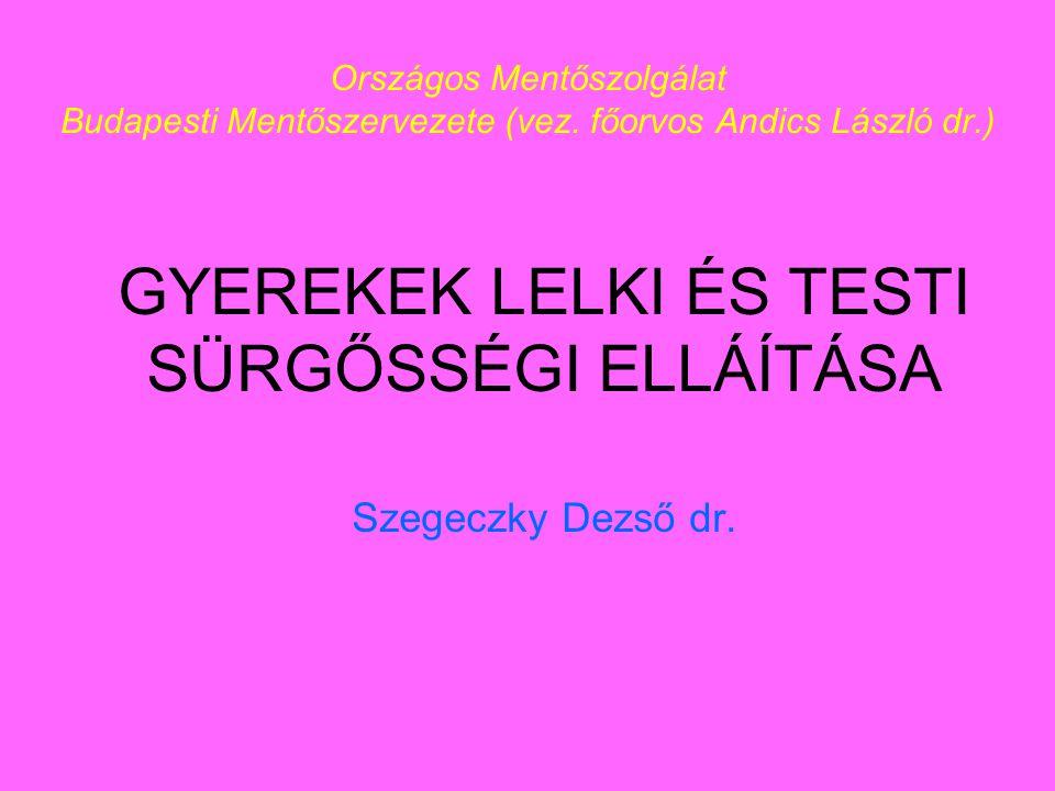 Országos Mentőszolgálat Budapesti Mentőszervezete (vez.