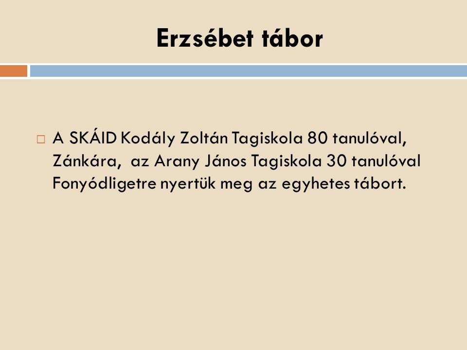 Sakk  Augusztusban továbbképzés  Sakk Alapítvány a Képességek fejlesztéséért  Akkreditált továbbképzés  Polgár Judit vezeti  Időpont: Augusztus 23-24-25.