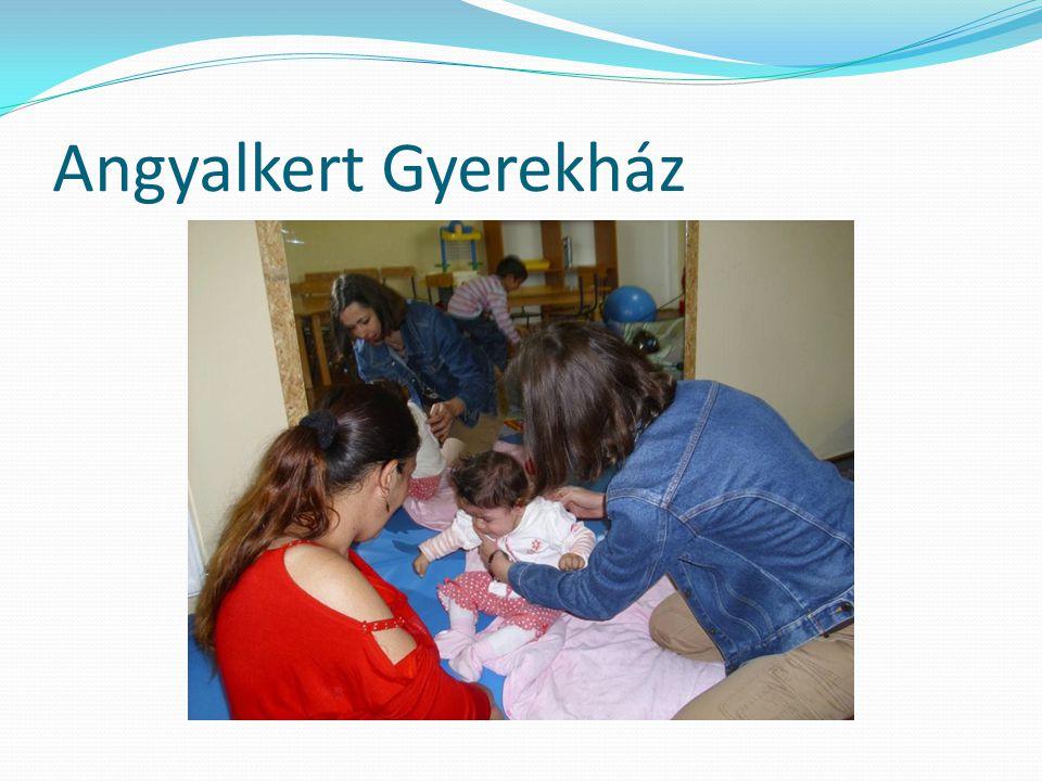 Angyalkert Gyerekház
