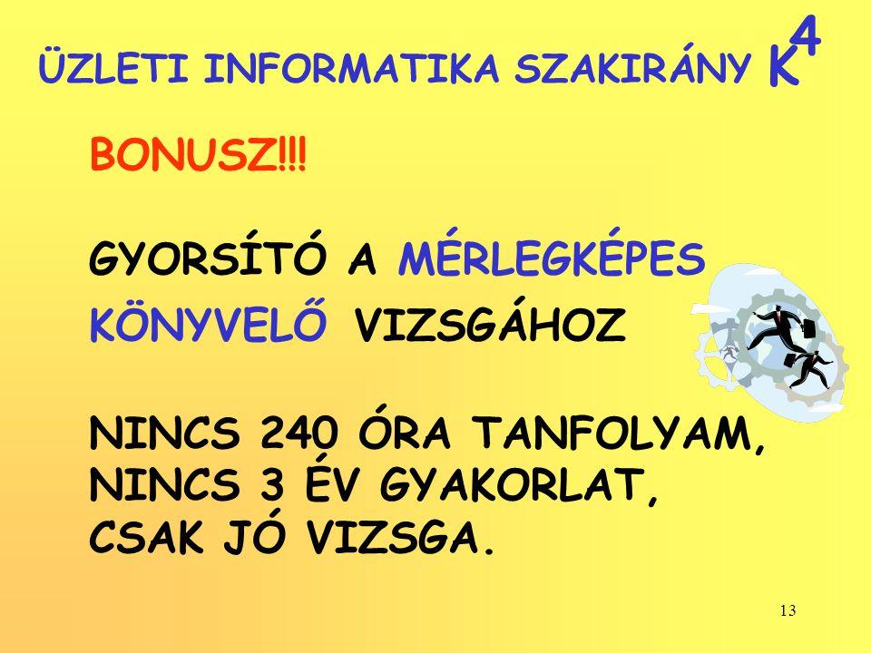 4 K 13 BONUSZ!!.